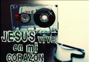 Jesus en mi corazon