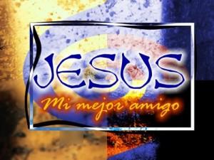 jesus mi mejor amigo