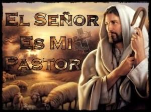 Jesús es mi pastor